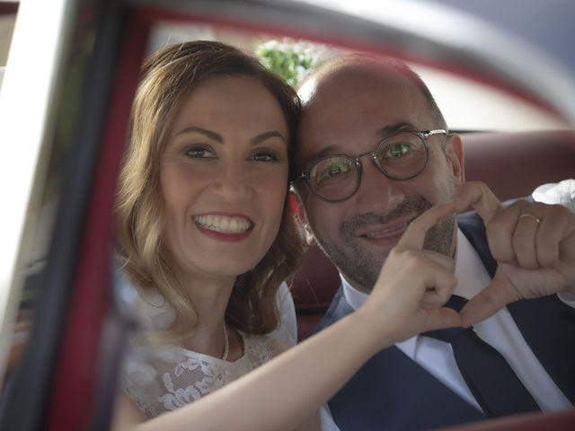 Il matrimonio di Catia e Daniele a San Severo, Foggia 25
