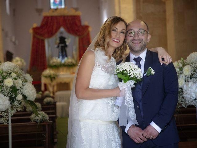 Il matrimonio di Catia e Daniele a San Severo, Foggia 32