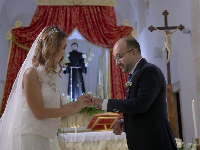 Il matrimonio di Catia e Daniele a San Severo, Foggia 35