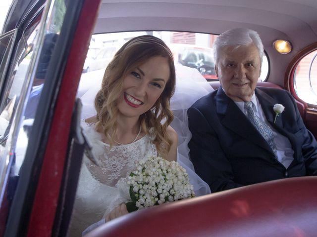 Il matrimonio di Catia e Daniele a San Severo, Foggia 40