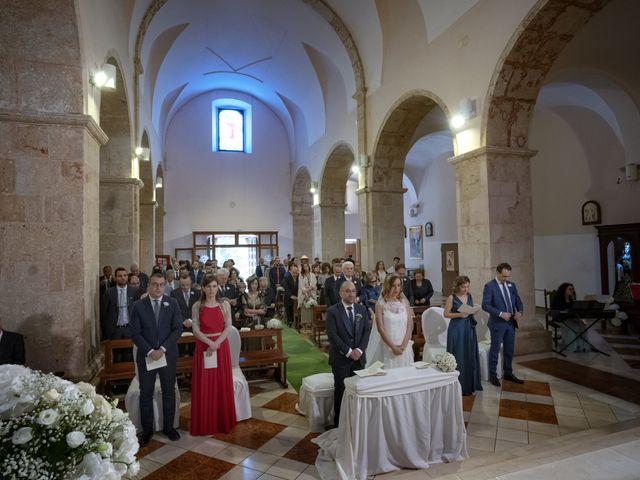 Il matrimonio di Catia e Daniele a San Severo, Foggia 63