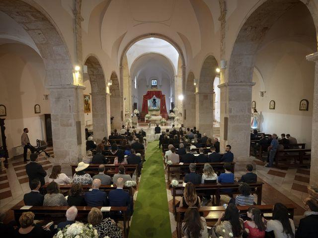 Il matrimonio di Catia e Daniele a San Severo, Foggia 64