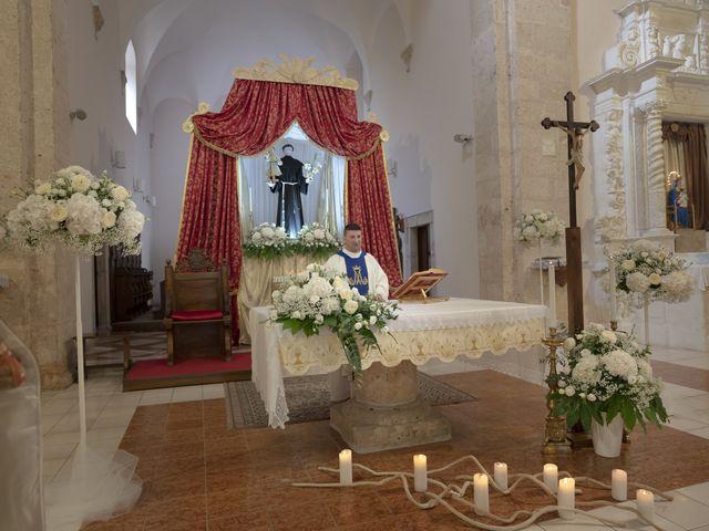 Il matrimonio di Catia e Daniele a San Severo, Foggia 65
