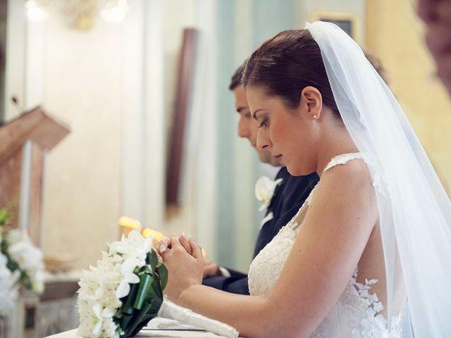Il matrimonio di Massimiliano e Concetta a Gaeta, Latina 25