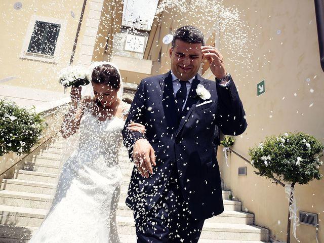 Il matrimonio di Massimiliano e Concetta a Gaeta, Latina 32