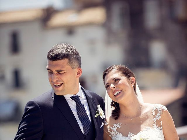 Il matrimonio di Massimiliano e Concetta a Gaeta, Latina 33