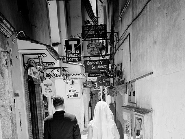 Il matrimonio di Massimiliano e Concetta a Gaeta, Latina 35