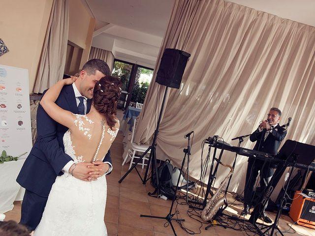 Il matrimonio di Massimiliano e Concetta a Gaeta, Latina 48