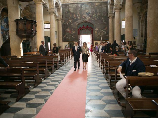 Il matrimonio di Alessandro e Simona a Gallipoli, Lecce 13