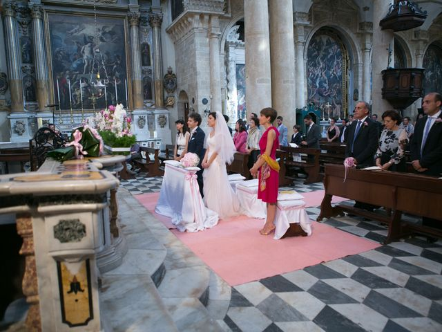 Il matrimonio di Alessandro e Simona a Gallipoli, Lecce 20