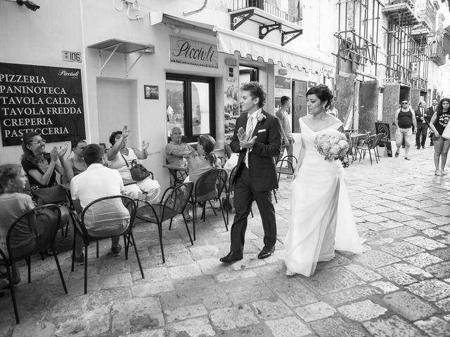 Il matrimonio di Alessandro e Simona a Gallipoli, Lecce 27
