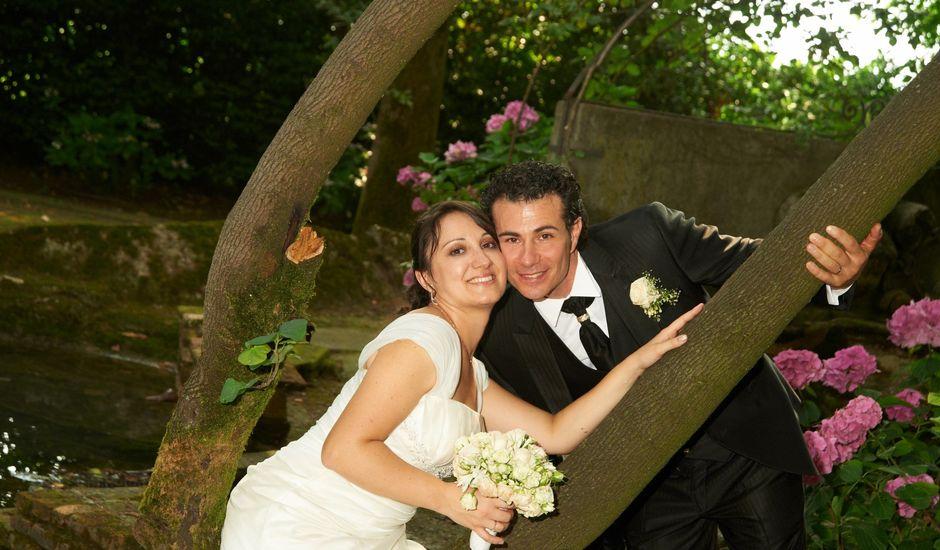 Il matrimonio di Vincenzo e Viviana a Paullo, Milano