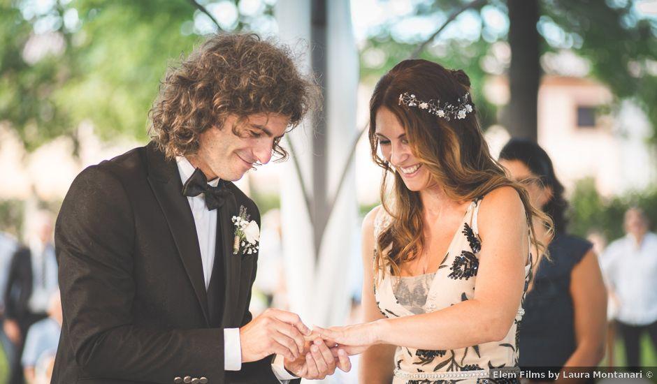 Il matrimonio di Moreno e Valentina a Cortenuova, Bergamo