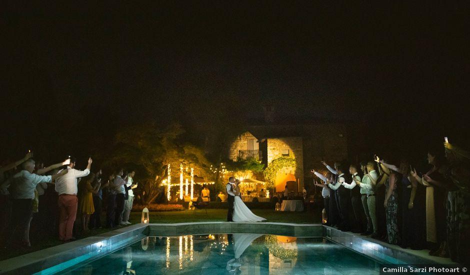 Il matrimonio di Simone e Serena a Monasterolo del Castello, Bergamo