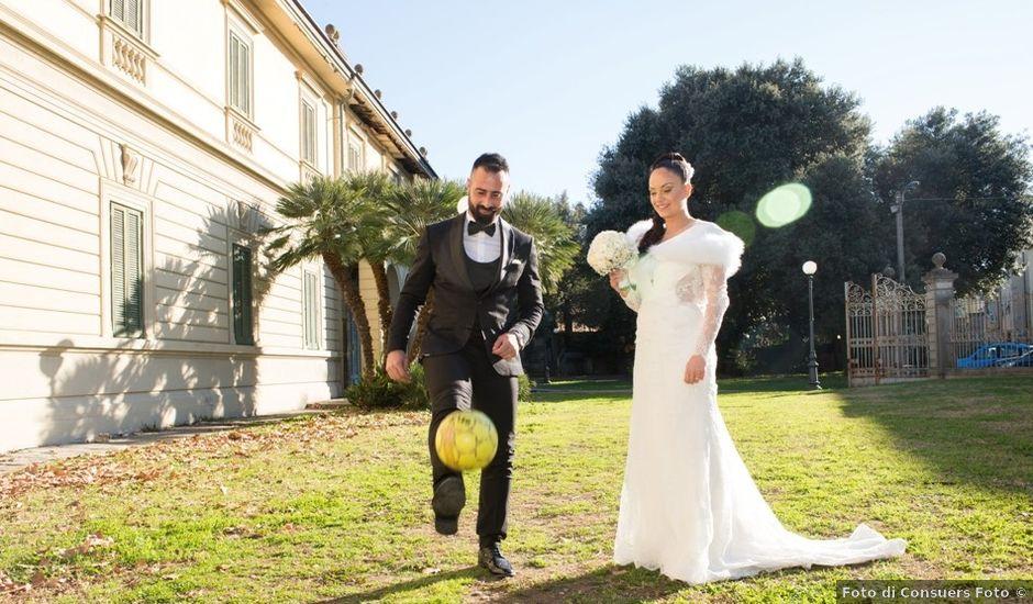 Il matrimonio di Gabriele e Valeria a Livorno, Livorno