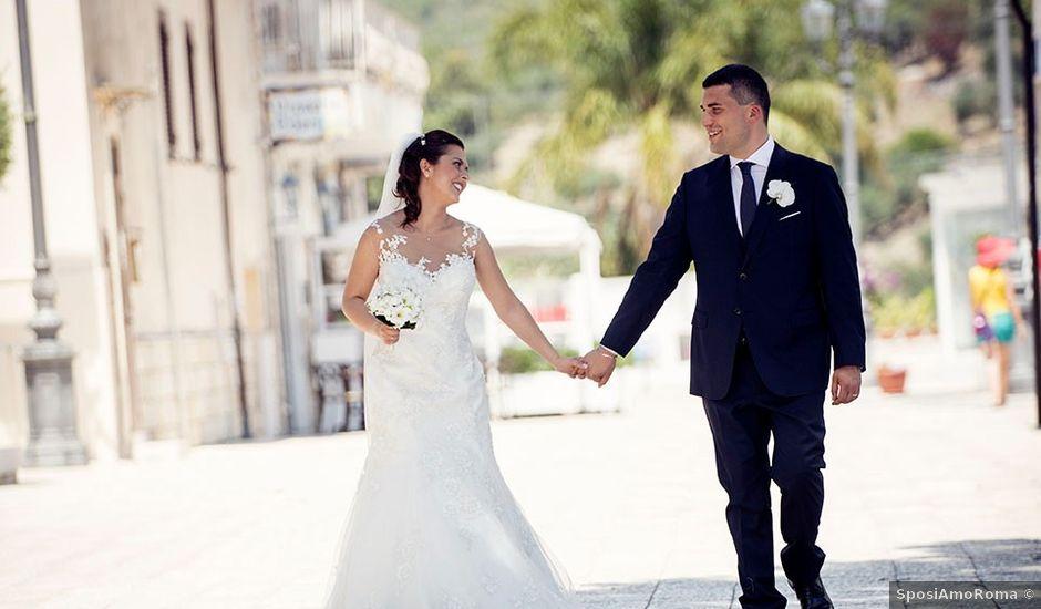 Il matrimonio di Massimiliano e Concetta a Gaeta, Latina