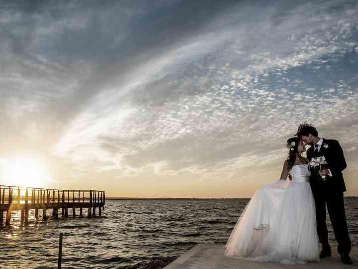 Le nozze di Loretta e Andrea