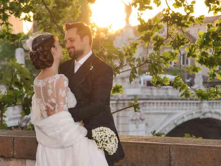 Le nozze di Ilaria e Dimitri