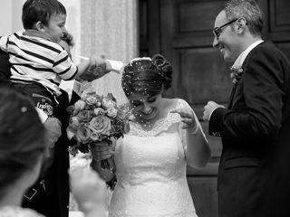 Le nozze di Luca e Vittoria