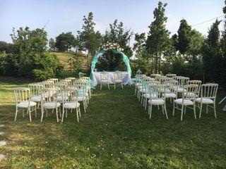 Le nozze di Cristina  e Andrea 1