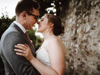 Le nozze di Mallory e Matthew