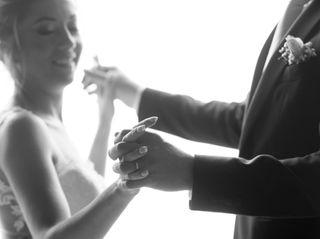 Le nozze di Grazia e Luca