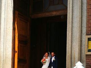 Le nozze di Tatiana e Giuseppe 1
