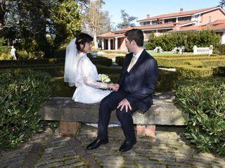 Le nozze di Kaori e Stefano