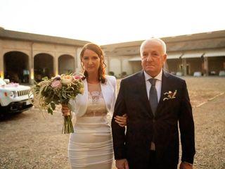 Le nozze di Patrizia e Simone 1