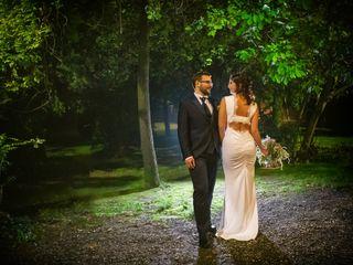 Le nozze di Patrizia e Simone