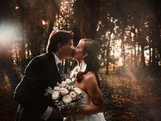 Le nozze di Irene e Helmut