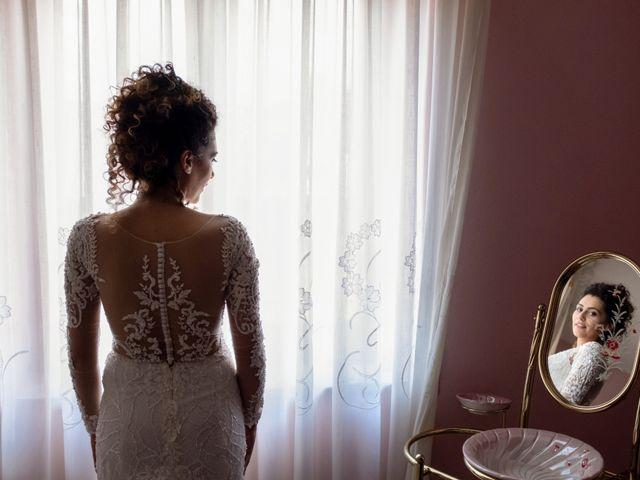 Il matrimonio di Vincenzo e Fedelina a Senise, Potenza 5
