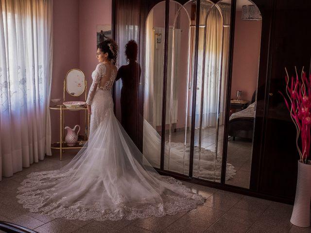 Il matrimonio di Vincenzo e Fedelina a Senise, Potenza 6