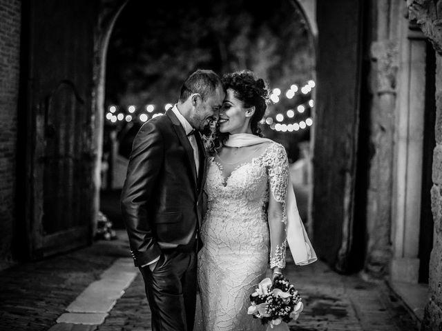 le nozze di Fedelina e Vincenzo