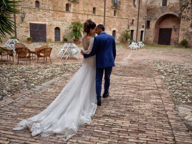 Il matrimonio di Vincenzo e Fedelina a Senise, Potenza 2
