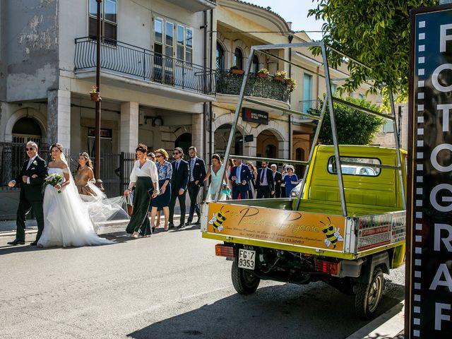 Il matrimonio di Andrea e Loretta a Lesina, Foggia 9