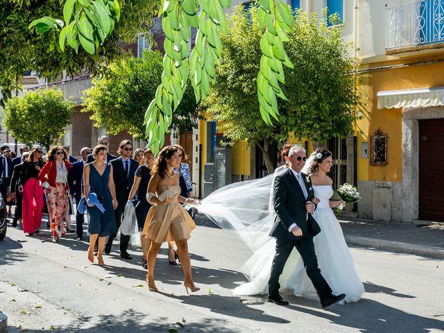Il matrimonio di Andrea e Loretta a Lesina, Foggia 10