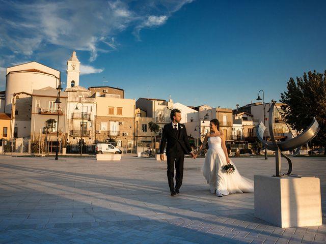 Il matrimonio di Andrea e Loretta a Lesina, Foggia 20