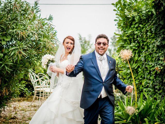le nozze di Celeste e Luca