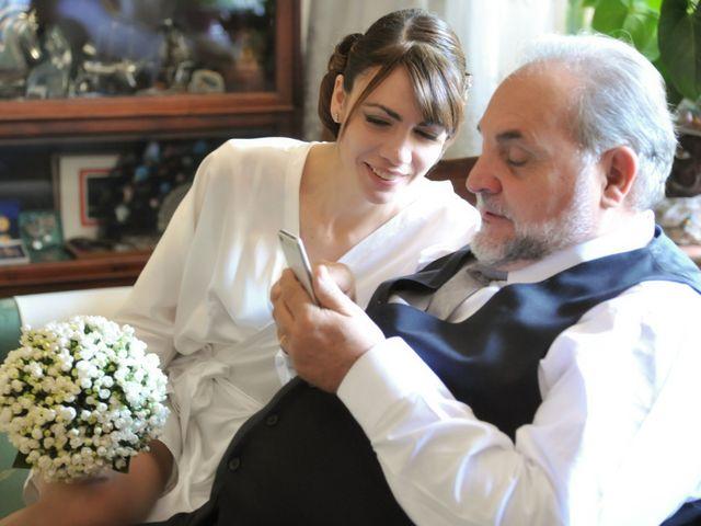 Il matrimonio di Dimitri e Ilaria a Roma, Roma 3