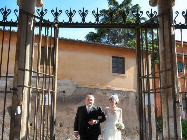 Il matrimonio di Dimitri e Ilaria a Roma, Roma 16