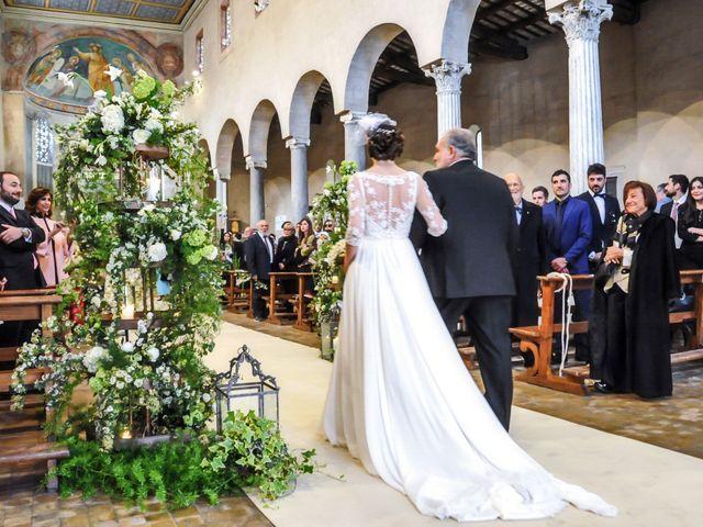 Il matrimonio di Dimitri e Ilaria a Roma, Roma 18