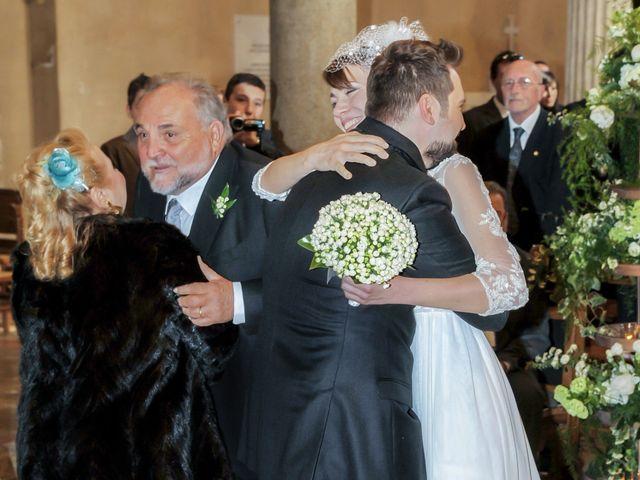 Il matrimonio di Dimitri e Ilaria a Roma, Roma 19