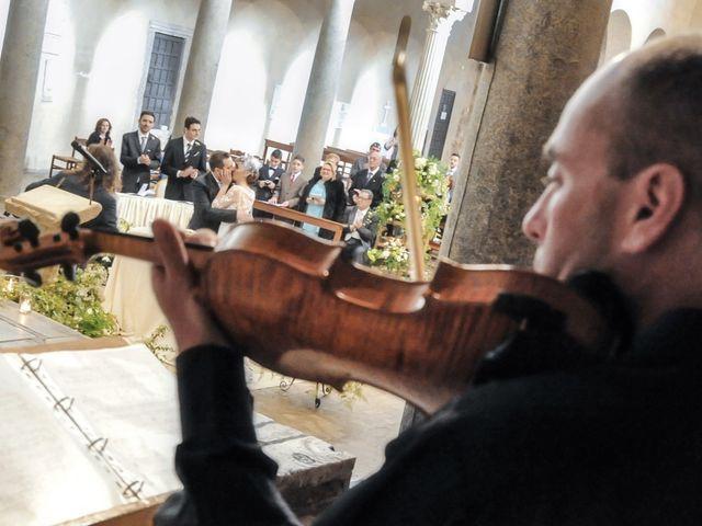 Il matrimonio di Dimitri e Ilaria a Roma, Roma 23