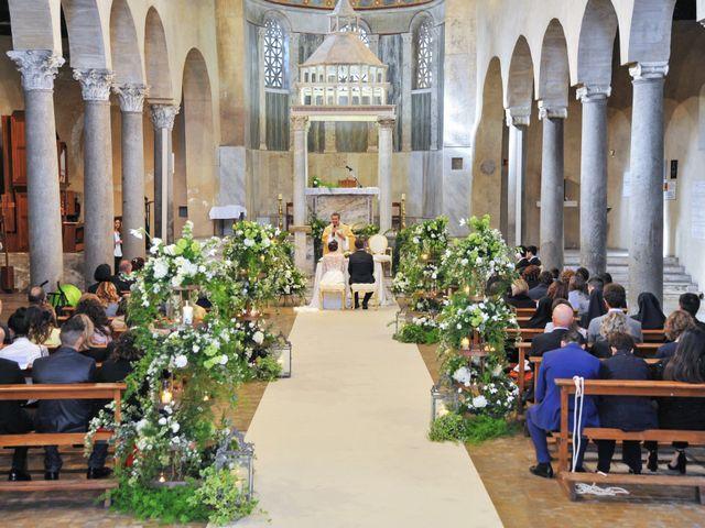 Il matrimonio di Dimitri e Ilaria a Roma, Roma 25