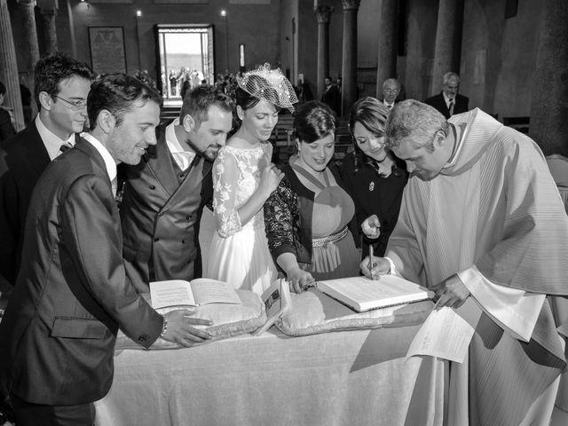 Il matrimonio di Dimitri e Ilaria a Roma, Roma 27