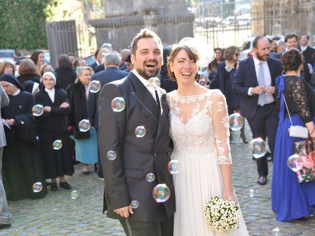 Il matrimonio di Dimitri e Ilaria a Roma, Roma 32