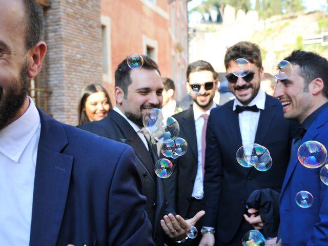 Il matrimonio di Dimitri e Ilaria a Roma, Roma 36
