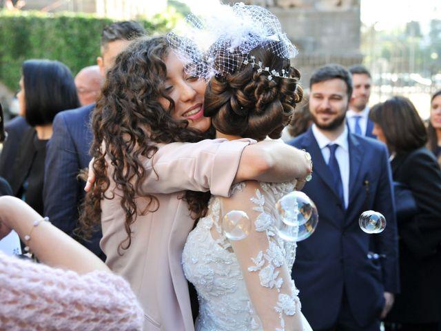 Il matrimonio di Dimitri e Ilaria a Roma, Roma 34