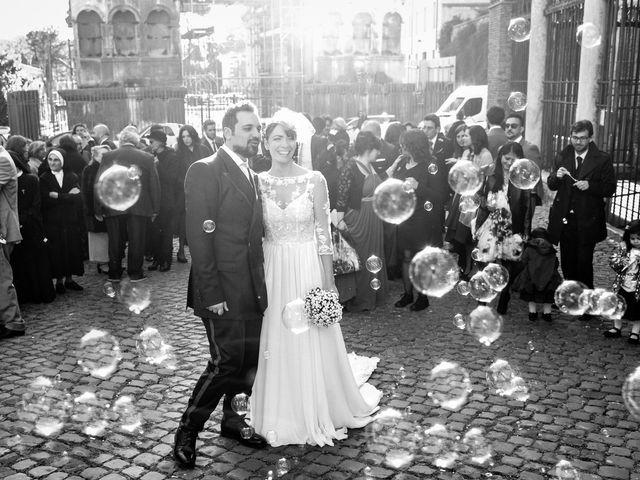 Il matrimonio di Dimitri e Ilaria a Roma, Roma 35